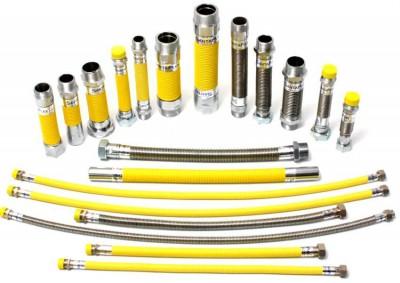 Шланги для газовых плит и котлов
