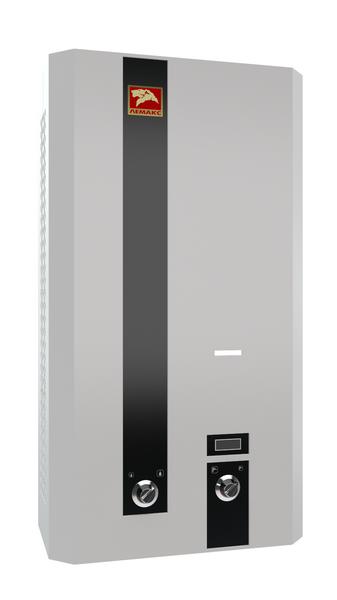 Газовый проточный водонагреватель Лемакс Альфа 20-М