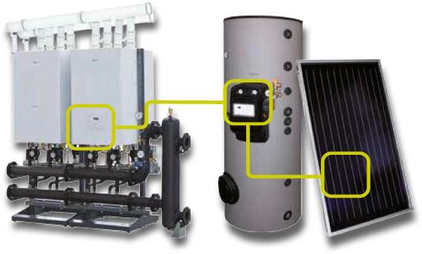 Газовый котел Beretta POWER PLUS 50M (конденсационный) фото 1