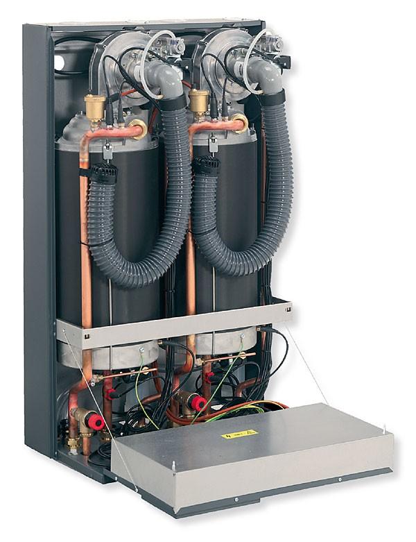 Газовый котел Beretta POWER PLUS 50M (конденсационный) фото 3