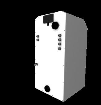 Газовый стальной напольный котел Лемакс Clever 55