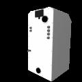 Газовый стальной напольный котел Лемакс Clever 50  фото 1