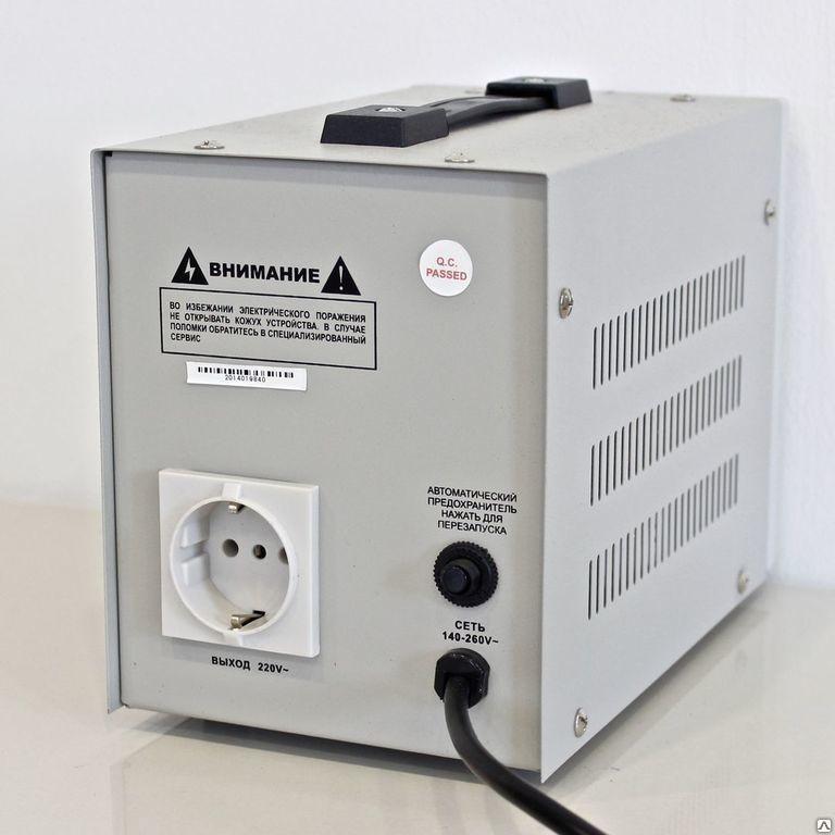 Стабилизатор напряжения SOLPI-M SDR 1000 ВА фото 3