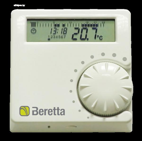Беспроводной регулятор с недельным программированием Beretta
