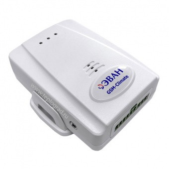 Модуль для дистанционного контроля и управления   «GSM-Climate ZONT H1»