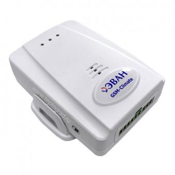 Модуль для дистанционного контроля и управления «WI-FI-climate ZONT H2» фото 1