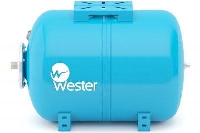 Бак расширительный (гидроаккумулятор) Wester WАO 50