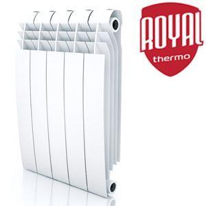 Биметаллический радиатор Royal Thermo (ассортимент)